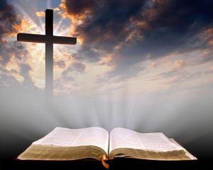 biblecrosssunset
